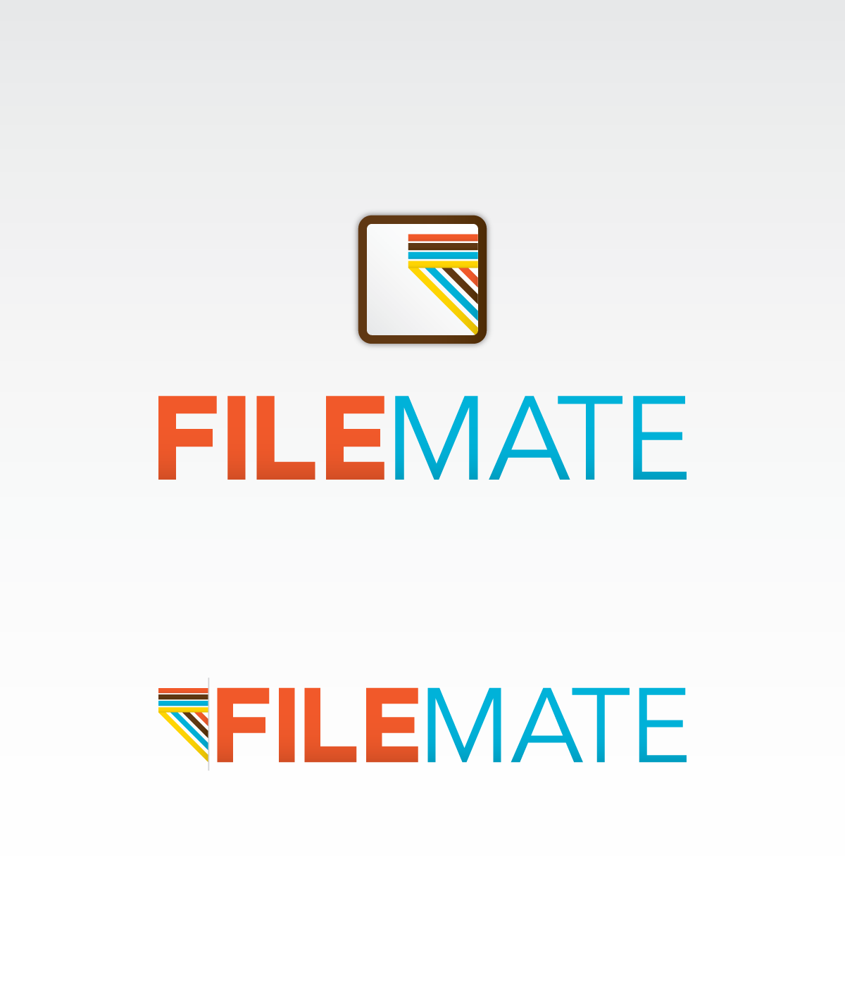 TakeRoot - FileMate Mobile App Logo